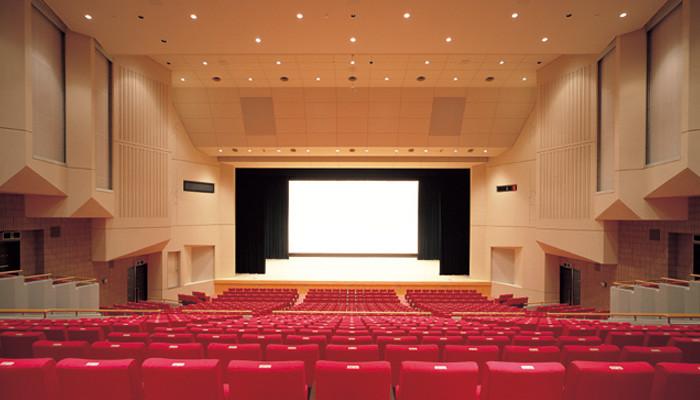 郡山市民文化センター中ホール