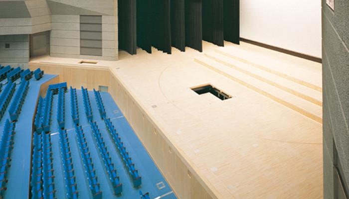 郡山市民文化センター大ホール