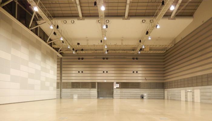 ビッグパレットふくしま展示ホールA1