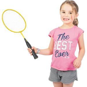 Mini raquettes de Badminton enfants à acheter pas cher. Mini raquette de badminton pour apprendre à jouer au badminton facilement.
