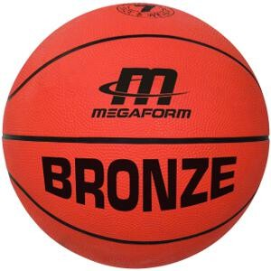 Ballon de basket-ball bronze