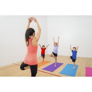 Yoga pédagogique pour enfants. Matériel de jeu pour apprendre le yoga pédagogique aux enfants à acheter pas cher. Matériel de yoga enfants à prix discount.