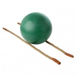 Boule de cirque, équilibre pour jeux de jonglerie.