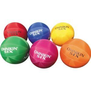 Kin-ball six