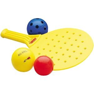 Raquette de tennis multijeux enfants. Raquette Spordas Paddle.