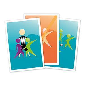 Jeu des cartes de fair-play à acheter pas cher pour enfants et adolescents. Jeux de cartes pour activités sportives et jeux.