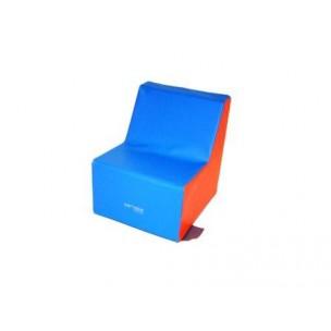 Aménagement coin enfant avec fauteuil 32 cm en mousse pour enfants. Matériel en mousse de qualité Sarneige à acheter pas cher.