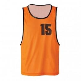 Chasubles numérotés pour sports collectifs de 11 à 15