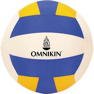 Ballon de volley-ball Omnikin Kin-ball pas cher. Ballon de kin-ball de volley.