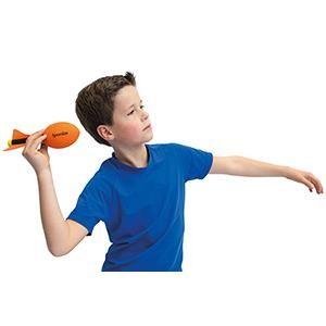 Mini Torpedos Spordas pour lancer et viser. Pratique sportive pour les enfants des accueils de loisirs et clubs d'athlétisme à acheter pas cher.