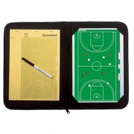 Plochette à pions magnétiques de foot, basket, hand et volley