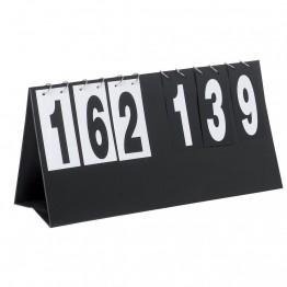 Scorer avec chiffres 0 à 300