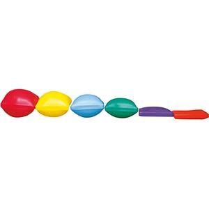 Sacs de saut gonflables pour enfants.