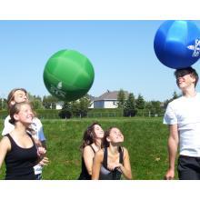 Jeu et sport de kin ball, matériel de jeu de ballon géant à acheter au meilleur prix