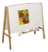 Chevalet à peinture, mobilier pour petite enfance, assistantes maternelles à acheter pas cher.