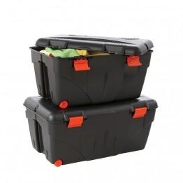 Malle de rangement pour matériel de sport grande capacité 110 litres à acheter au meilleur prix.