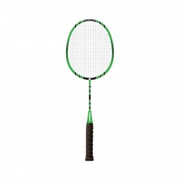 Raquette de badminton acier/aluminium