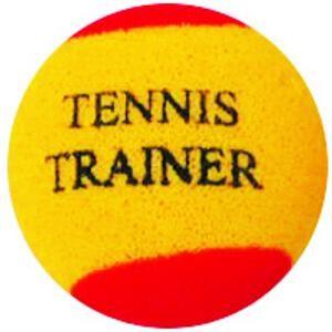 Balle de tennis en mousse 70 mm ou 88 mm. Jeux de raquettes pour les enfants.