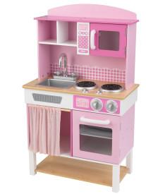 """Matériel de jeux en bois : Cuisine enfants en bois """"Home cookin"""" kidcraft. Cuisine enfants en bois """"Home cookin"""" de qualité et à acheter pas cher."""