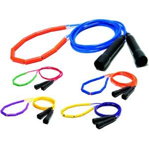 Cordes à sauter à maillons pour scolaires ou centres de loisirs à acheter pas cher.