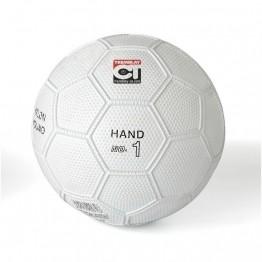 Ballon de handball scolaire en caoutchouc