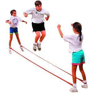 Bandes pour saut à l'élastique enfants