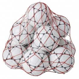 Filet de rangement pour 10 ballons de football, ou basket-ball, handball...