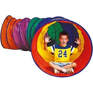 Tunnel géant ou méga-tunnel pour enfants. Méga tunnel géant de jeux pour enfants à acheter pas cher.