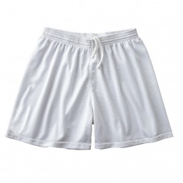 Short de football polyester pas cher