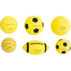 Ballons de jeux sécurisé en vinyle mousseux. Adaptés pour les jeux sportifs des enfants.