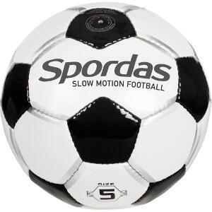 Ballon de foot lesté et sonore