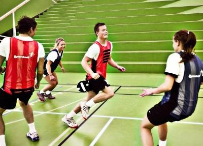 Bumball mat riel de jeu mat riel sportif et p dagogique for Jeu sportif exterieur