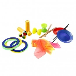 Kit de jonglerie économique, matériel de jonglerie