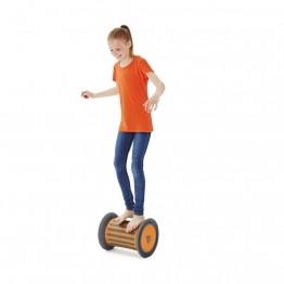Roller d'équilibre, jeux de jonglerie