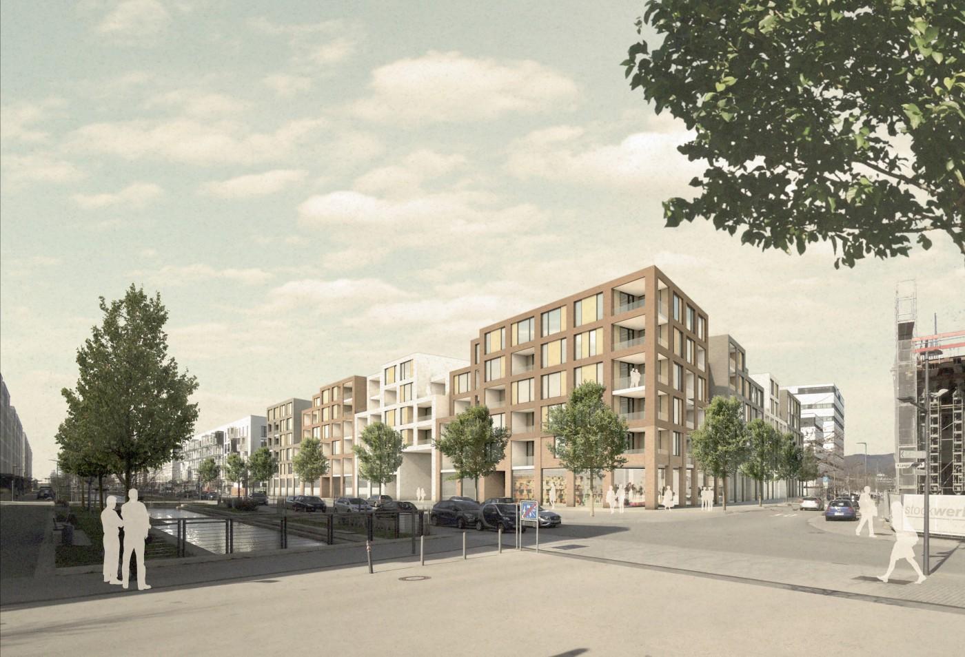 Bahnstadt Z4 Heidelberg (2021-23)