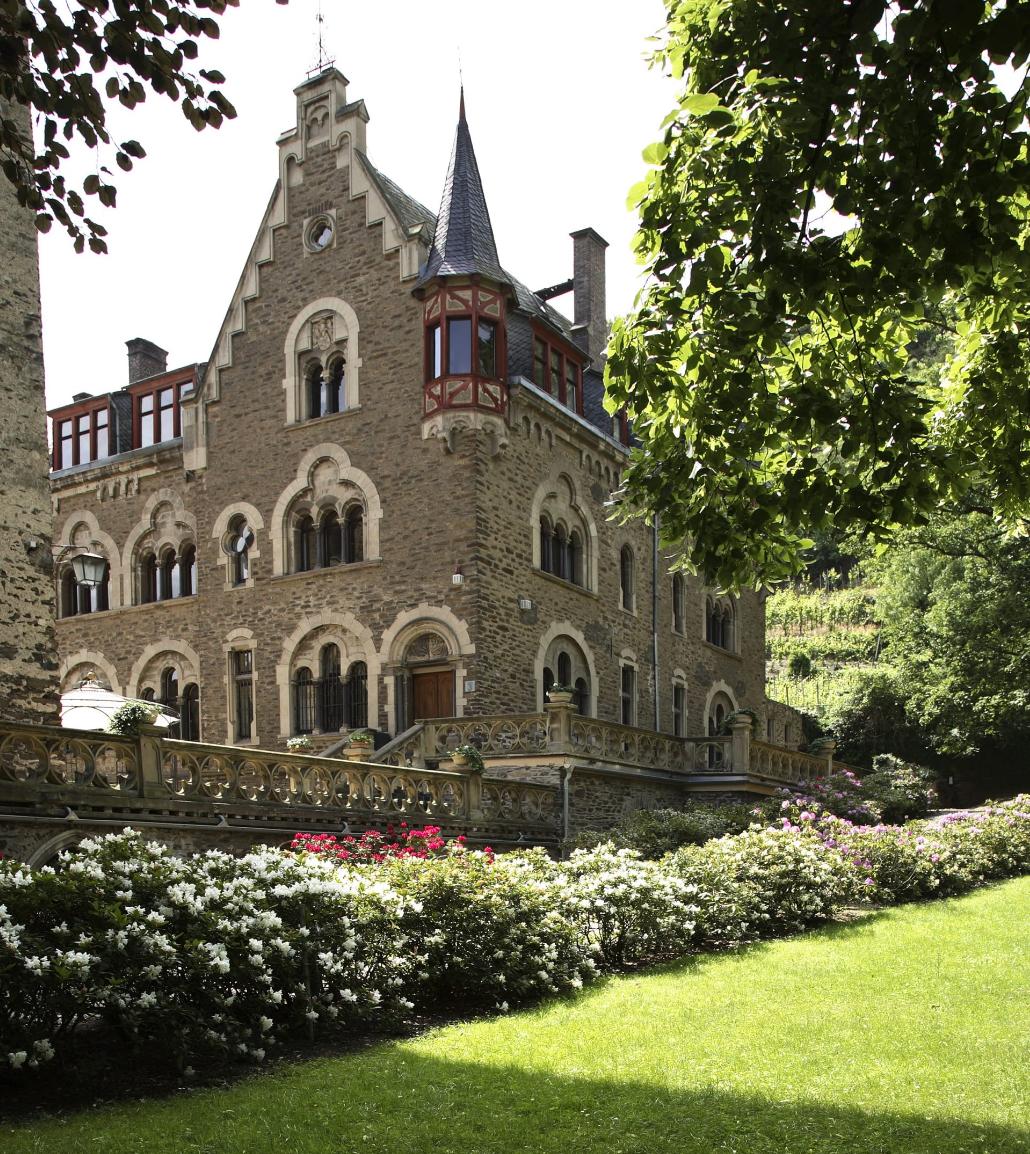 Hotel Schloss Liebig (2020-21)