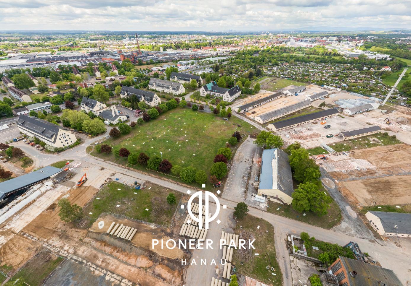 Pioneer Park Hanau (2020-21)