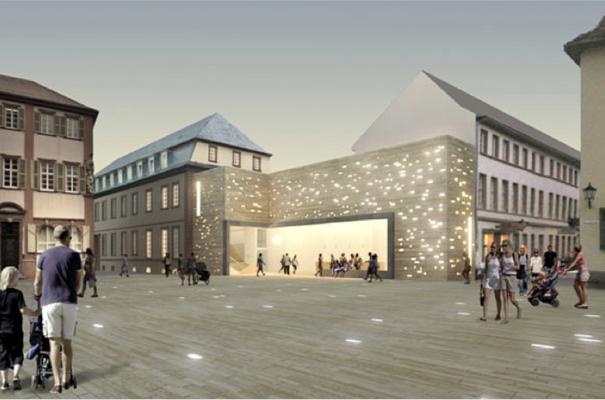 Haus der Begegnung Heidelberg (2013)