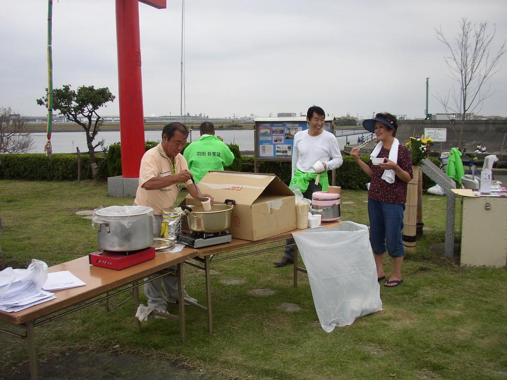 羽田シジミ汁‐3