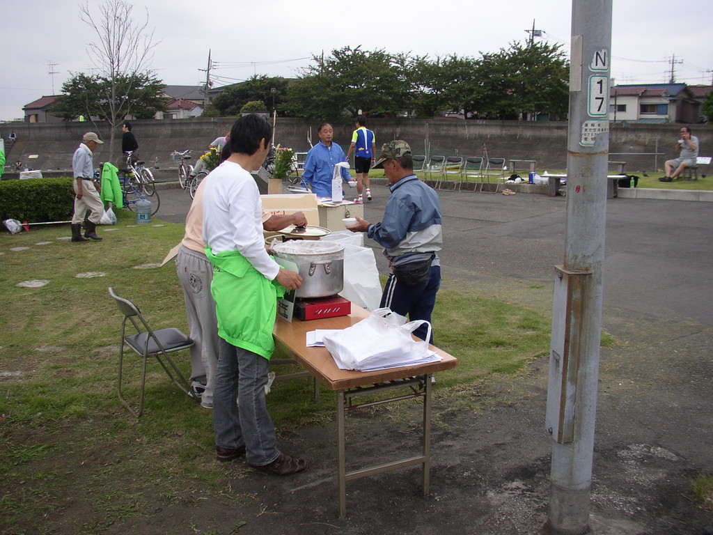 羽田シジミ汁‐7