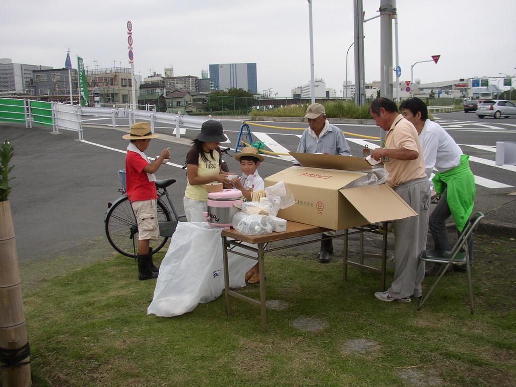 羽田シジミ汁‐9