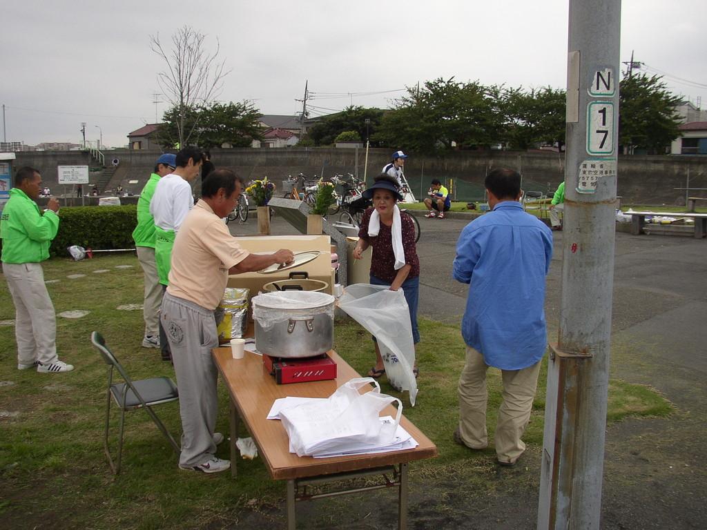 羽田シジミ汁‐6