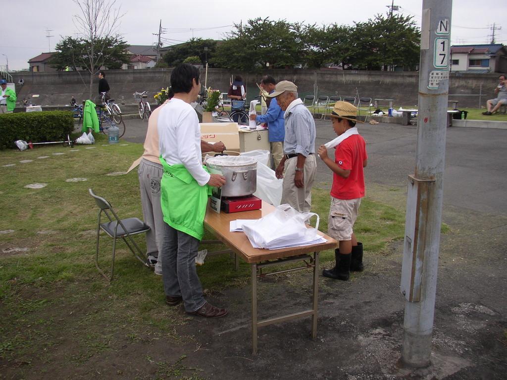 羽田シジミ汁‐8