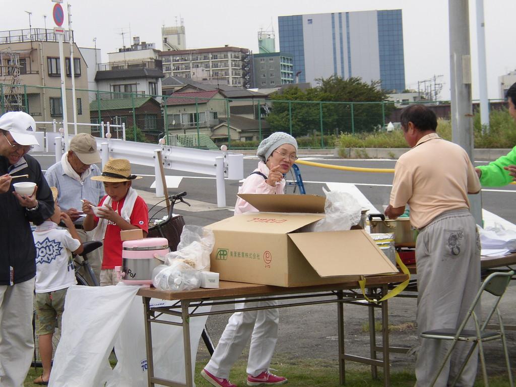 羽田シジミ汁‐13