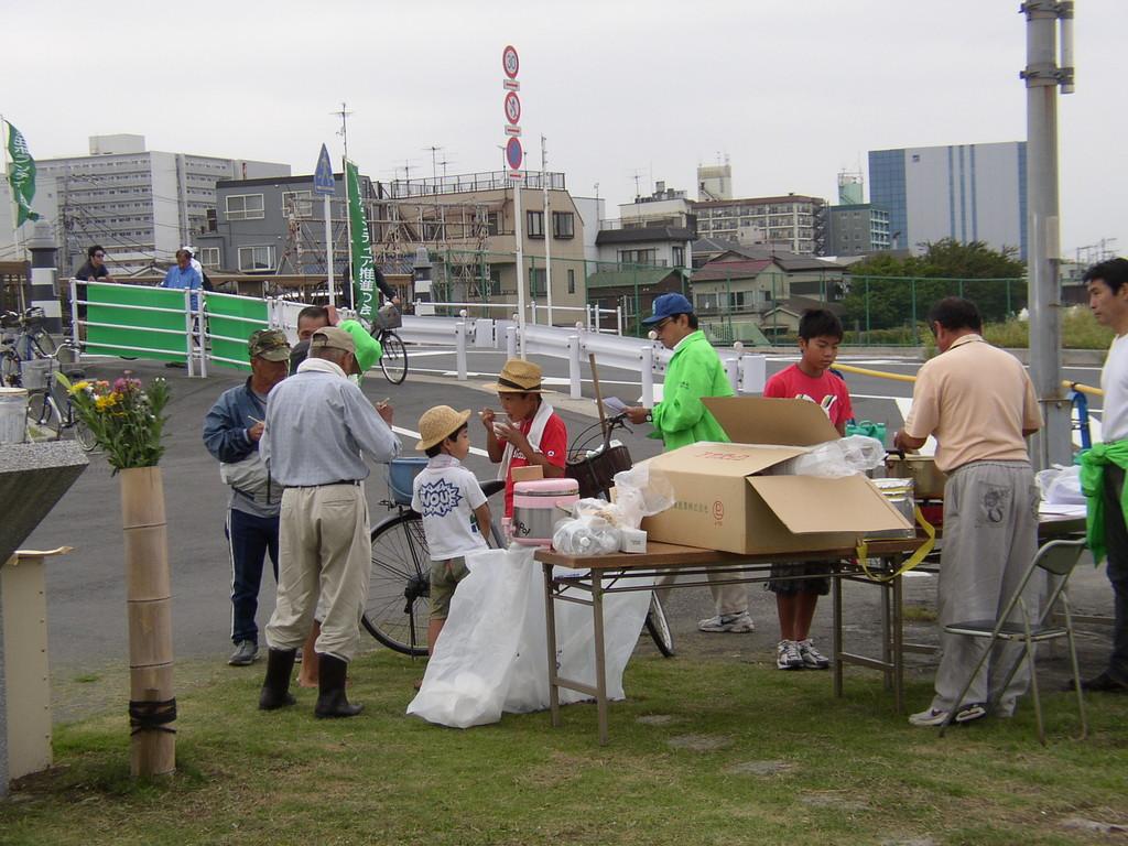 羽田シジミ汁‐11