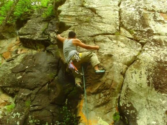 Climbing tapalpa