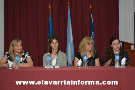 Bromatología en la VIII Jornada de Alimentación de Olavarría