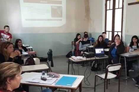 Jóvenes y Seguridad Vial: charlas de concientización