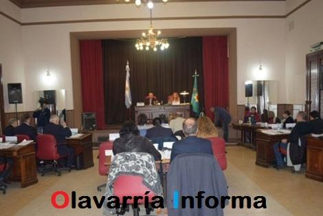 Se realizó la 12° sesión ordinaria del HCD