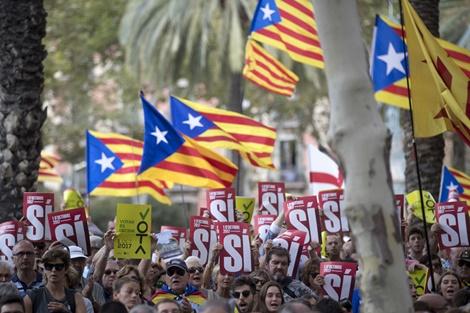 Los próximos pasos en la crisis catalana